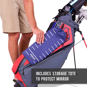 GoSports Golf Putting Alignment Mirror XL | Designed by Golfers for Golfers Golf playgosports.com