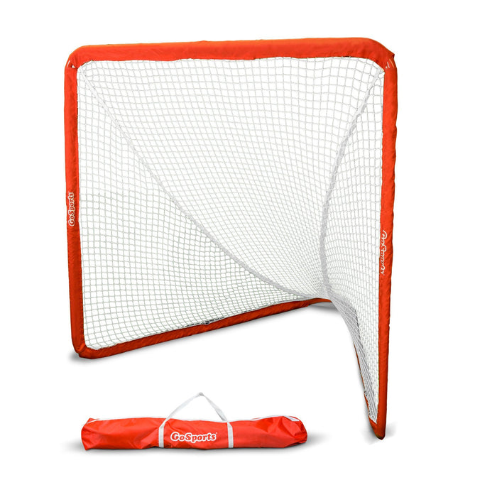GoSports Regulation Lacrosse Net with Steel Frame