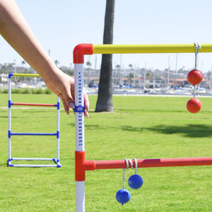 GoSports Premium Ladder Toss Game with 6 Bolos and Carrying Case Ladder Toss playgosports.com