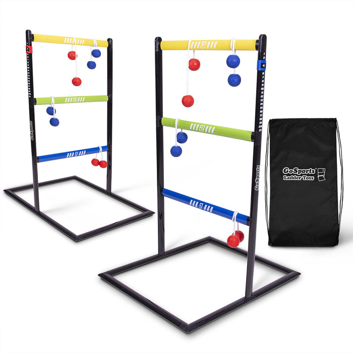 GoSports Pro Grade Ladder Toss Indoor / Outdoor Game Set