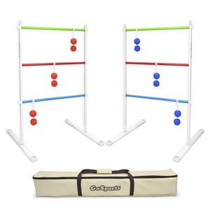 GoSports Premium Metal Ladder Toss Game Set Ladder Toss playgosports.com