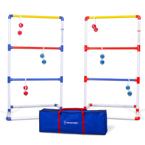 GoSports Gigantoss Ladder Toss Set | Giant Size is 2x Larger than Standard Sets Ladder Toss playgosports.com