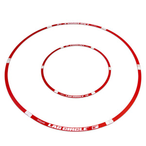 GoSports LAG CIRCLE Putting and Chipping Training Tool - Includes 6' and 3' Circles Golf playgosports.com