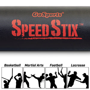 GoSports SpeedStix 2 Pack | Mixed Martial Arts & Sports Padded Contact Sticks Football playgosports.com