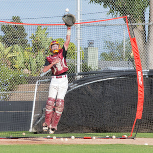 GoSports Portable 12' x 9' Sports Barrier Net - Great for Any Sport - Includes Carry Bag Sports Nets playgosports.com