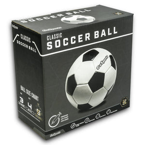 GoSports Classic Soccer Ball - Size 4 - with Premium Pump Soccer Ball playgosports.com