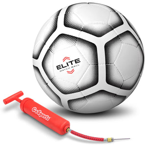 GoSports Elite Match Soccer Ball - Single Soccer Ball playgosports.com