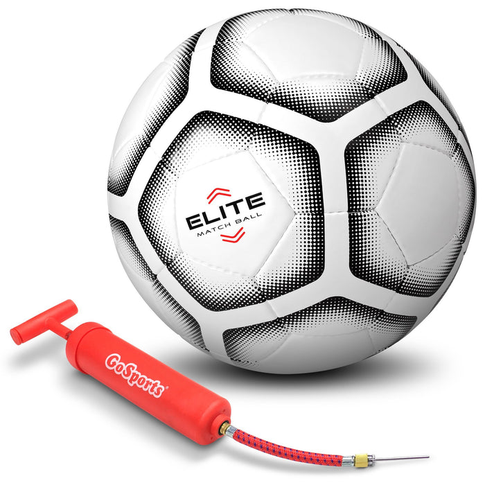 GoSports Elite Match Soccer Ball - Single