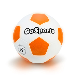 GoSports LED Light Up Soccer Ball Soccer playgosports.com