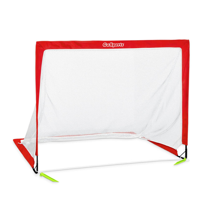 GoSports 6' Size Portable Soccer Goal - Includes 1 Goal