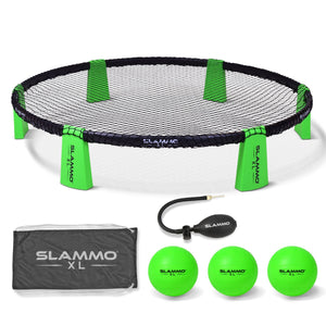 "GoSports Slammo XL Game Set | Huge 48"" Net 