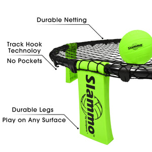 GoSports Slammo Game Set (Includes 3 Balls, Carrying Case and Rules) Slammo playgosports.com