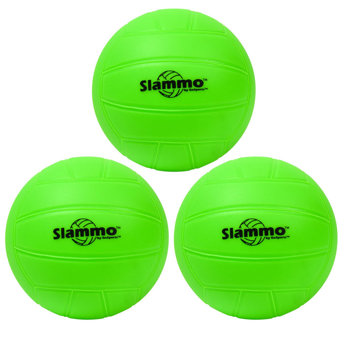 GoSports Slammo Replacement Ball (3-Pack), 9cm