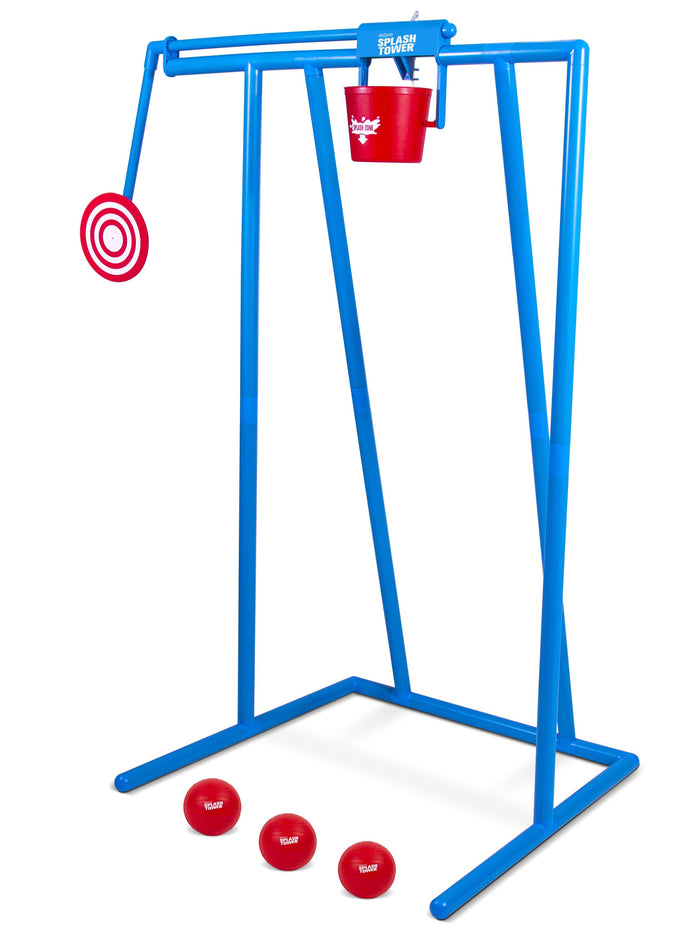GoSports Splash Tower Dunk Tank Game