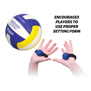 GoSports Perfect Set Volleyball Set Trainers | Teach Fundamentals and Proper Setting Form Volleyball playgosports.com