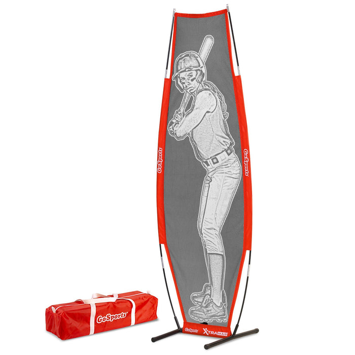 GoSports XTRAMAN Softball Dummy Batter Pitching Training Mannequin