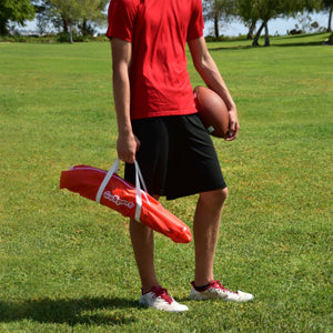 GoSports XTRAMAN Football Dummy Defender Quarterback Training Mannequin Xman playgosports.com