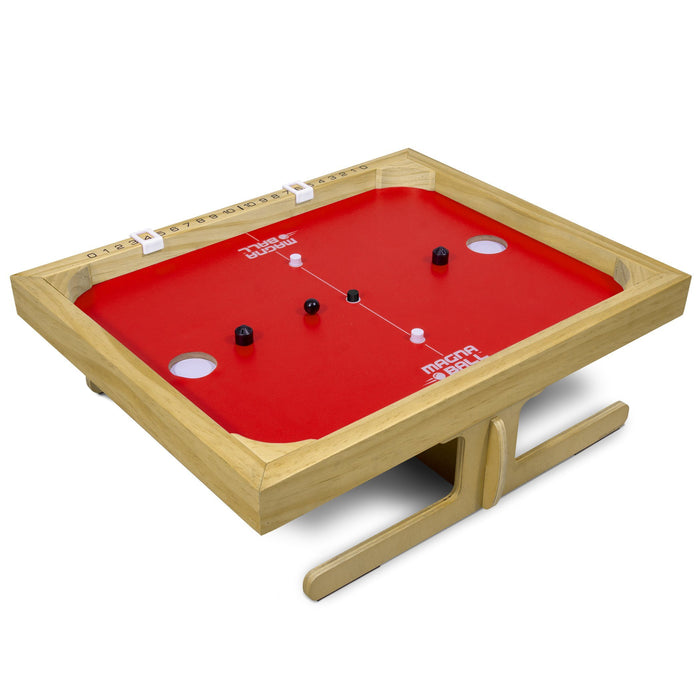 GoSports Magna Ball Tabletop Board Game | Magnetic Game of Skill for Kids & Adults