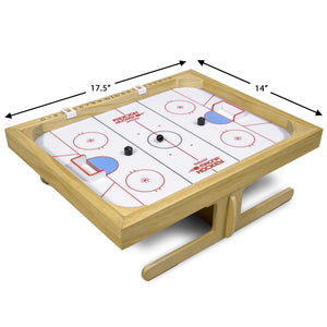 GoSports Magna Hockey Tabletop Board Game | Magnetic Game of Skill for Kids & Adults Magna Ball playgosports.com