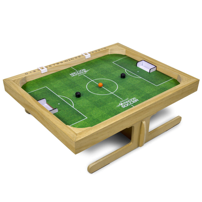 GoSports Magna Soccer Tabletop Board Game | Magnetic Game of Skill for Kids & Adults