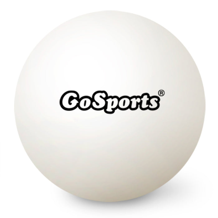GoSports 55mm XL Ping Pong Balls 12 Pack | Jumbo Table Tennis Balls