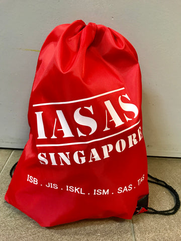 IASAS Drawstring Bag