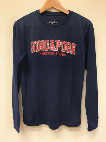 Long Sleeve Dri-Fit