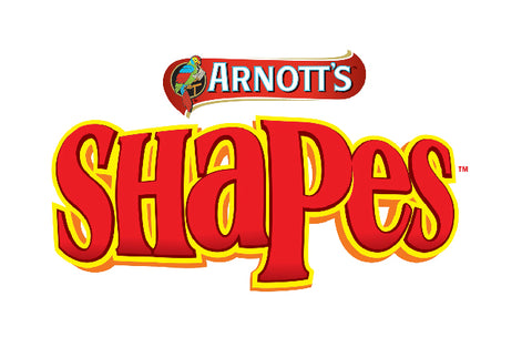 Shapes Crackers