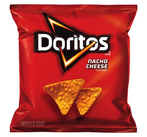 Doritos Nacho Cheese 31.8g