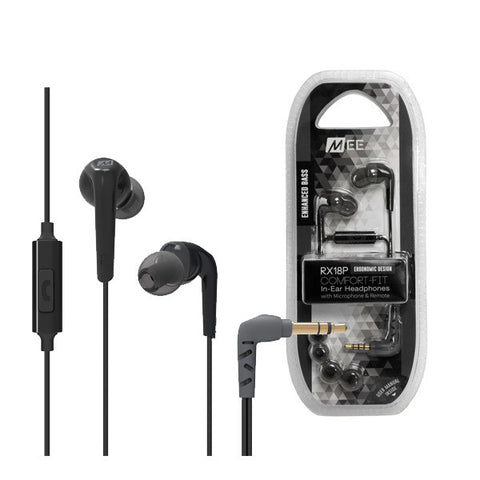 MEE Audio RX18P In-Ear Headphones