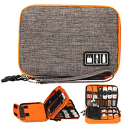 iPad Sleeve and Gadget Organizer Digital Pouch