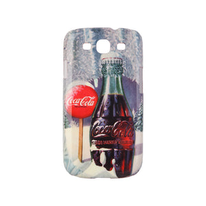 Coca Cola in the Snow Samsung Galaxy S3 Case