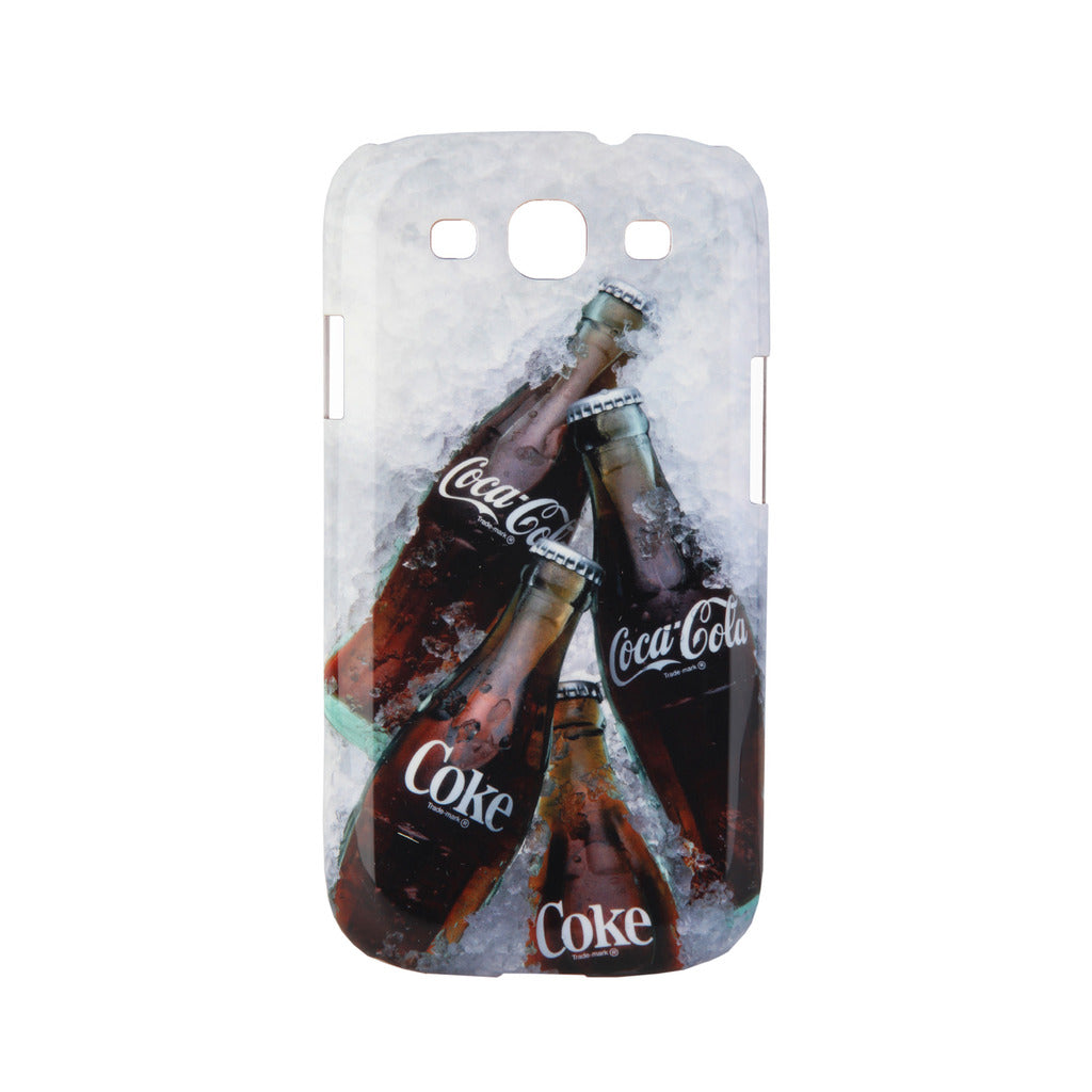 Coca Cola Bottles in Ice Samsung Galaxy S3 Case