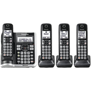 Link2Cell(R) Bluetooth(R) Cordless Phone with Answering Machine (4 Handsets)