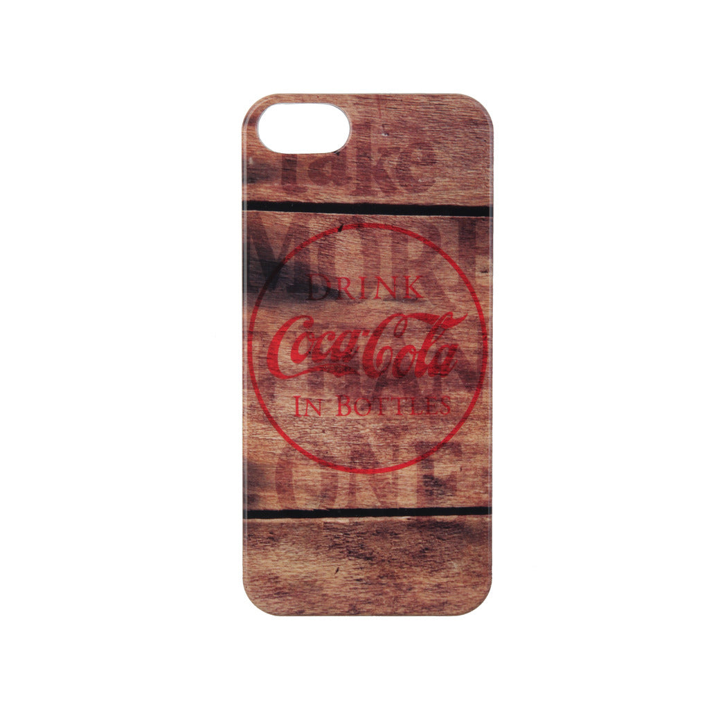 Coca Cola iPhone 5 Wood Case