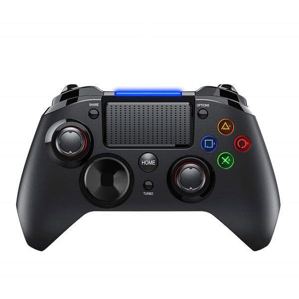 PS4 Controller, PICTEK Wireless Playstation 4 Controller Dual Vibration Shock 4 Kabelloser Gamepad Controller, Pro Game Controller Gamepad Joypad Joystick Kompatibel mit PS4, PS4 Slim, PS4 Pro