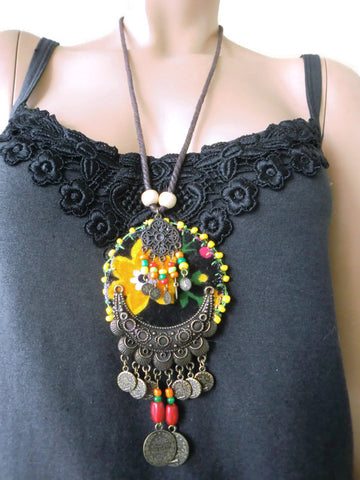 ethnic Anatolian necklace