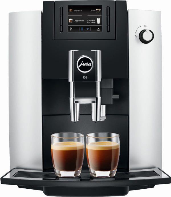 Koffie machine Jura E6