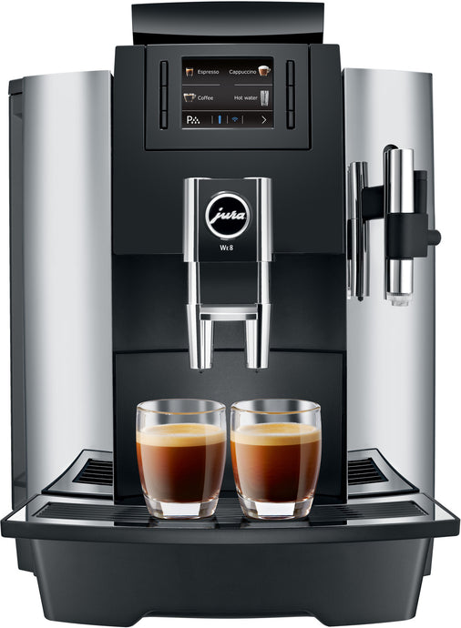Pro Koffie machine Jura WE8