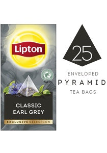 Lipton Tea Pyramid - Earl grey Thee
