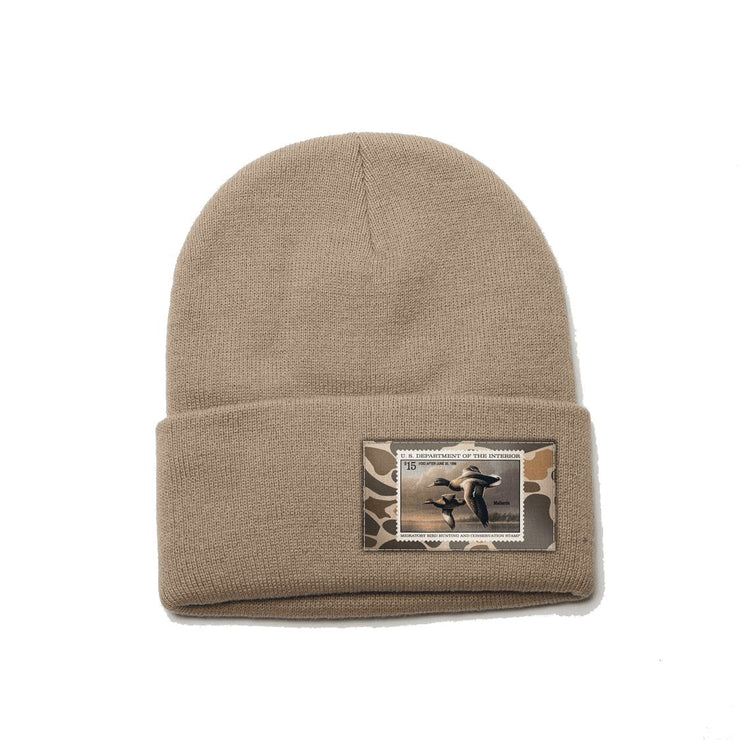1995-1996 Federal Duck Stamp Beanie - Covey and Paddle