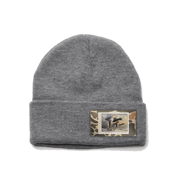 1999-2000 Federal Duck Stamp Beanie - Covey and Paddle