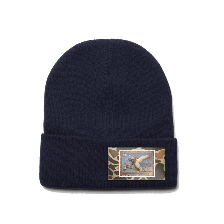 2018-2019 Federal Duck Stamp Beanie - Covey and Paddle