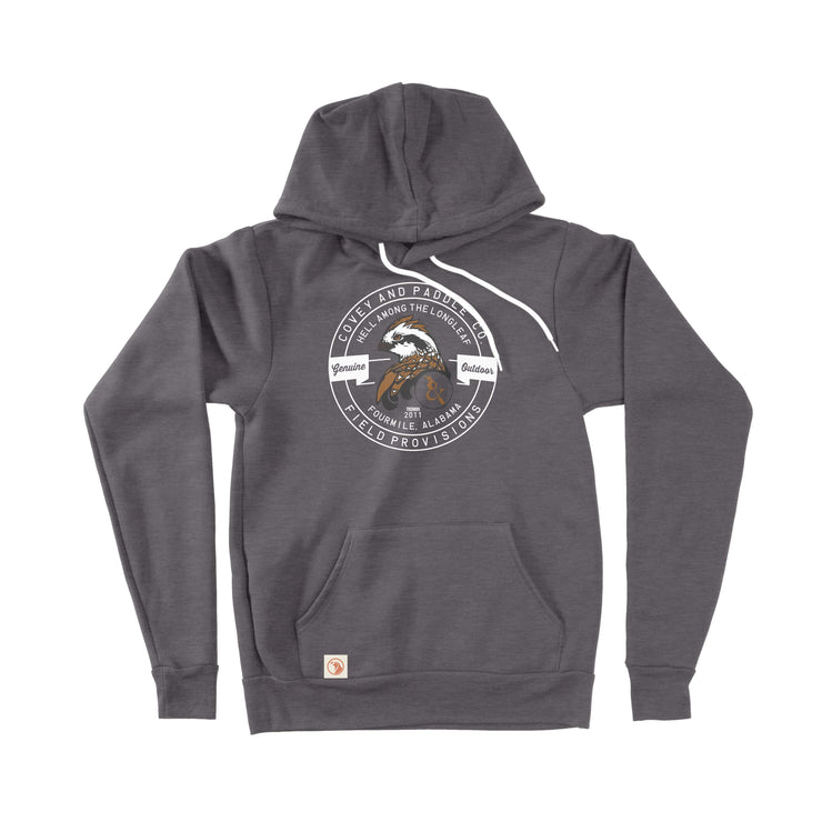 4 Mile Quail Hoody - Covey and Paddle