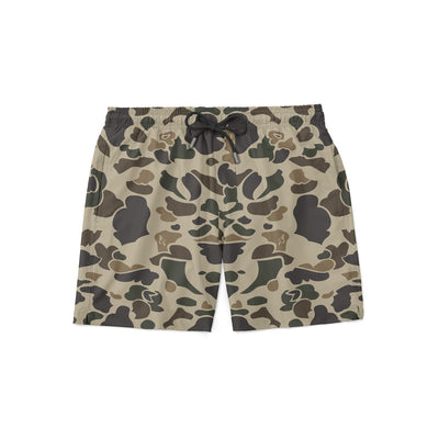 Brigadier Camo Swim Shorts - Covey and Paddle