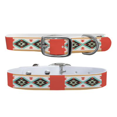 """Heritage"" Dog Collar - Covey and Paddle"