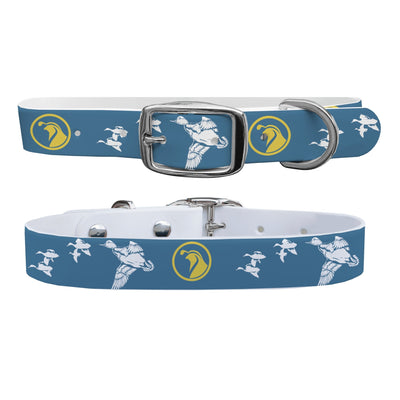 """High & Mighty"" Dog Collar - Covey and Paddle"