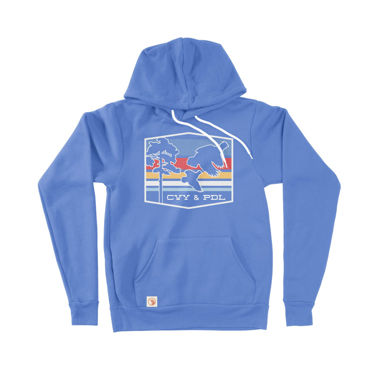 Kids - Lone Pine Quail - Hoody - Covey and Paddle