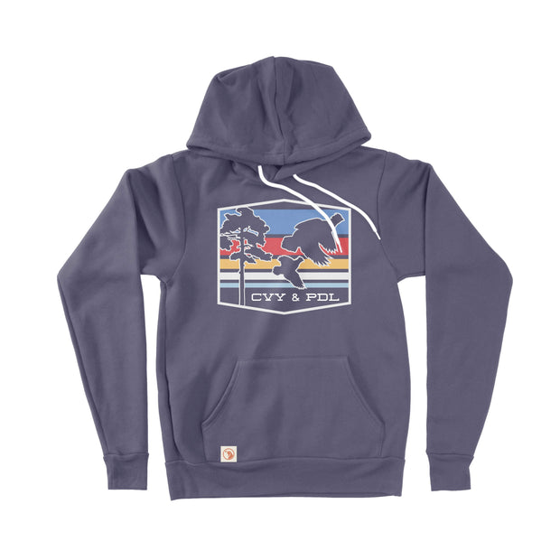Lone Pine Quail Hoody - Covey and Paddle