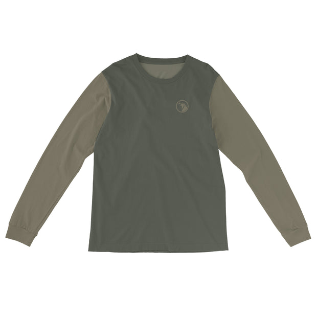 "Sports Cut - ""Green Rifle"" Field & Water Sun Shirt - Covey and Paddle"